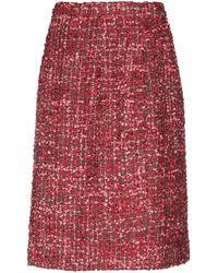 Charlott - Knee Length Skirt - Lyst