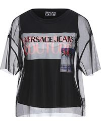 Versace Jeans Couture T-shirt - Nero