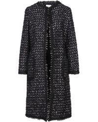 Ballantyne Overcoat - Black