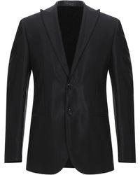 Lubiam Suit Jacket - Black
