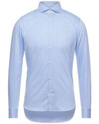 MASTRICAMICIAI Shirt - Blue