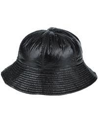 Rick Owens DRKSHDW Sombrero - Negro