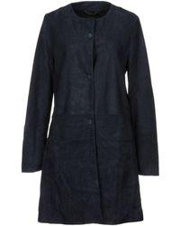 Vintage De Luxe - Overcoats - Lyst