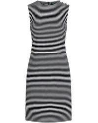 Lauren by Ralph Lauren Short Dress - Black