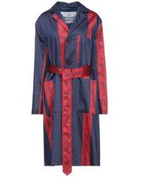 Vivienne Westwood Pardessus - Bleu