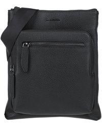 La Martina Cross-body Bag - Black