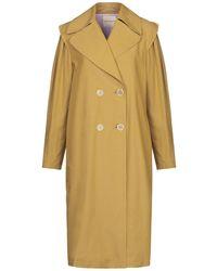 Erika Cavallini Semi Couture Coat - Multicolor