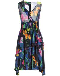 Ainea Short Dress - Black