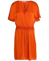 Maje Robe courte - Orange