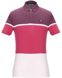 Armani Jeans Polo Shirt - Pink