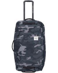 Herschel Supply Co. Wheeled luggage - Blue