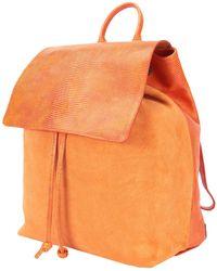 Caterina Lucchi Backpacks & Fanny Packs - Orange