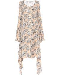 Vetements 3/4 Length Dress - Multicolor