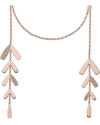 Emporio Armani Necklace - Metallic