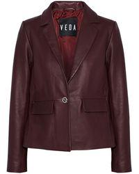 VEDA Suit Jacket - Multicolour