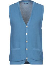 Heritage Cardigan - Blue