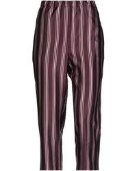 Burberry Pantalons courts - Multicolore
