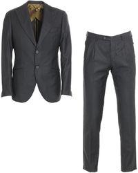 Maurizio Miri Suit - Grey