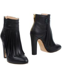 Maiyet Ankle Boots - Blue
