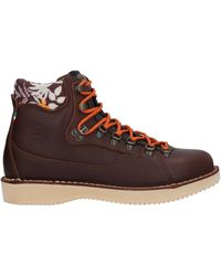 Vans Ankle Boots - Brown