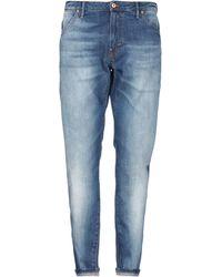 Pt05 Pantaloni jeans - Blu