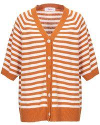 Jucca Cardigan - Orange