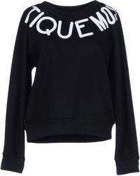 Boutique Moschino Sweatshirt - Black