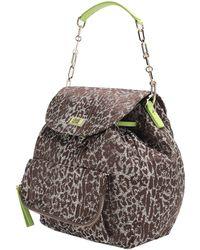 Class Roberto Cavalli Backpacks & Fanny Packs - Brown