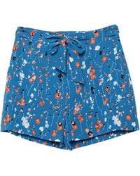 Equipment Shorts et bermudas - Bleu
