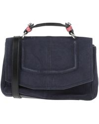 Maje Handbag - Blue