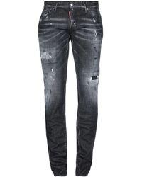 DSquared² Denim Trousers - Black