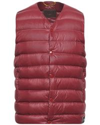 Roy Rogers Down Jacket - Red