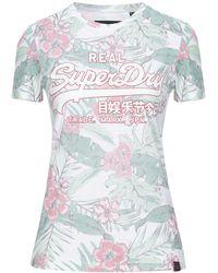 Superdry T-shirt - Vert
