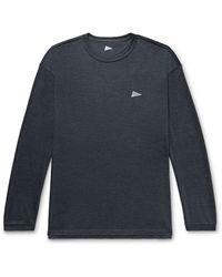 Pilgrim Surf + Supply T-shirt - Blue