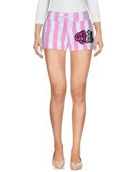 Odi Et Amo Shorts & Bermuda Shorts - Pink
