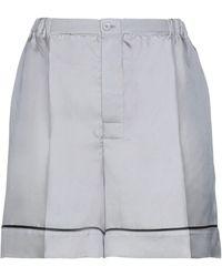 Prada Shorts & Bermuda Shorts - Grey