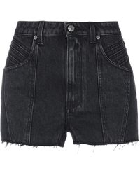 Givenchy Denim Shorts - Black