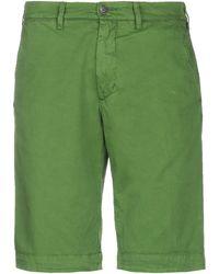 40weft Bermuda - Green