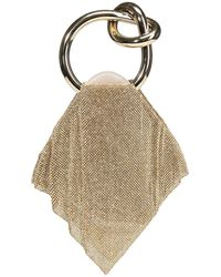 Benedetta Bruzziches Handbag - Metallic