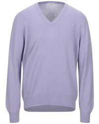 Gran Sasso Sweater - Purple