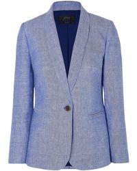 J.Crew Suit Jacket - Blue