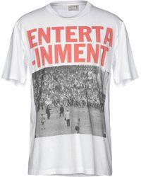 A. FOUR LABS T-shirt - White