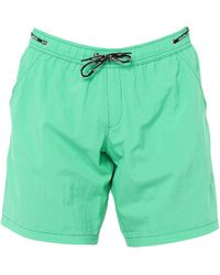 Moschino Swim Trunks - Green