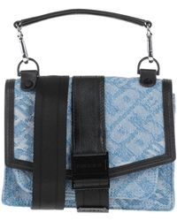 DIESEL Cross-body Bag - Blue