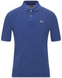Napapijri Polo Shirt - Blue