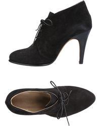 Lena Milos - Lace-up Shoe - Lyst