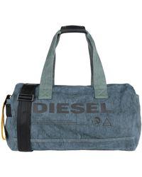 DIESEL Reisetasche - Blau