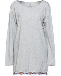 Moschino Nightdress - Gray