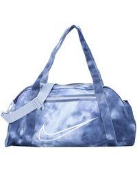 Nike Duffel Bags - Purple