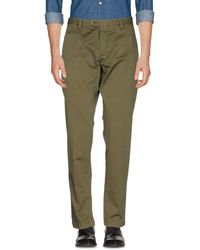 Exibit Casual Trouser - Green